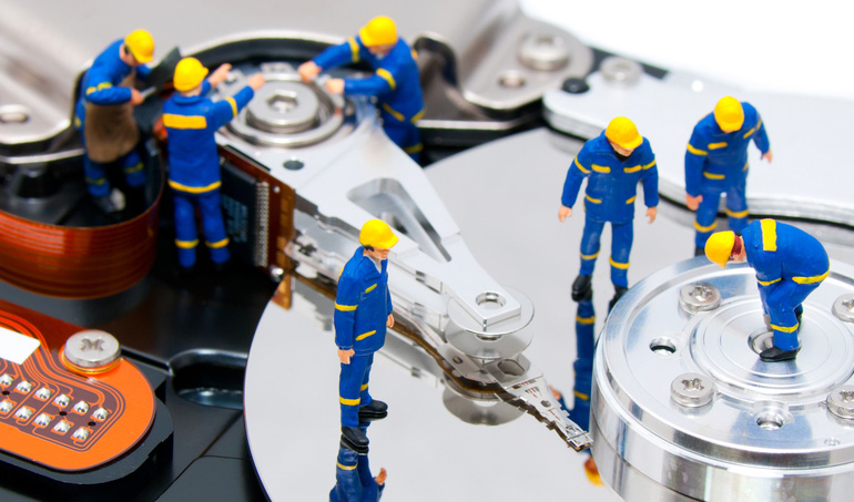 Lenovo Laptop Data Recovery Service in Chennai